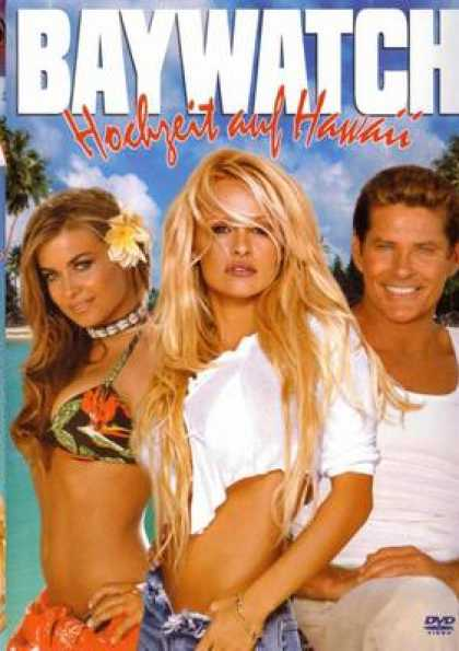 German DVDs - Baywatch Hawaiian Reunion