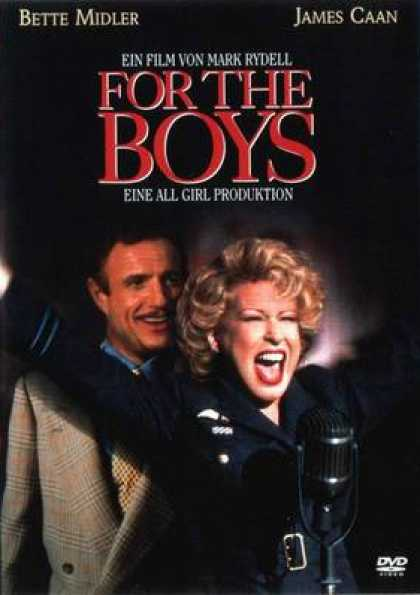 German DVDs - For The Boys
