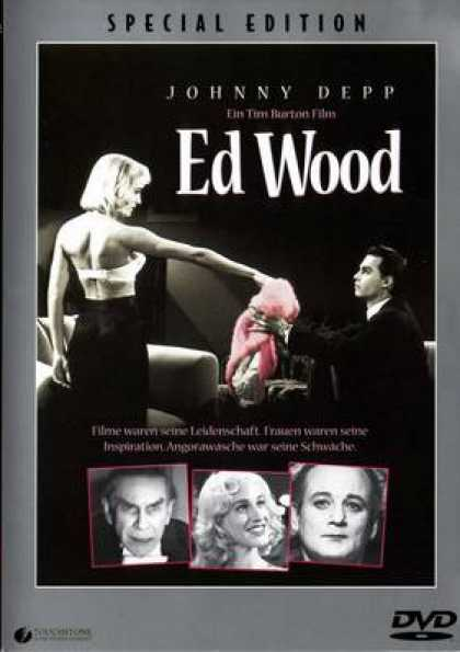 German DVDs - Ed Wood
