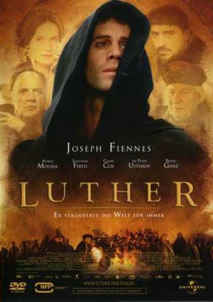 German DVDs - Luther