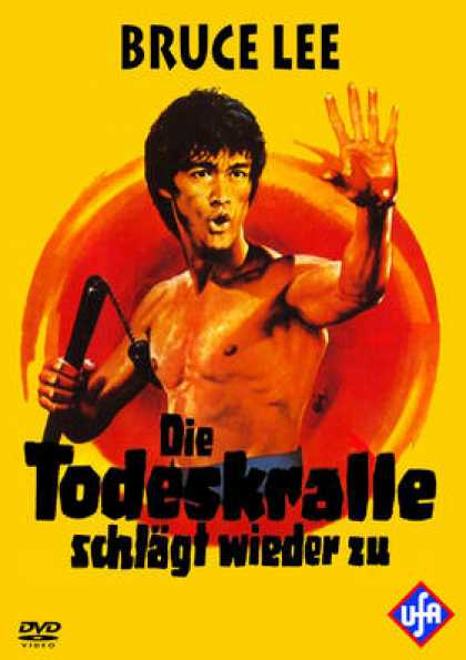 German DVDs - The Way Of The Dragon