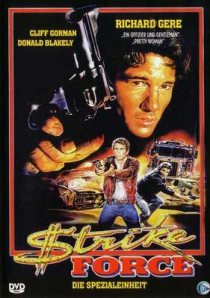 German DVDs - Strike Force