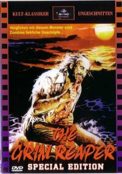 German DVDs - Antropophagus Astro