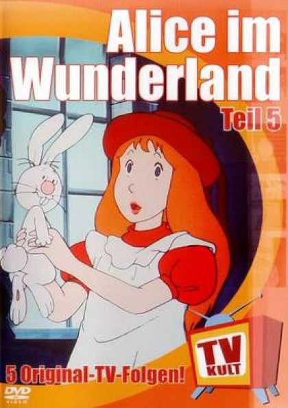 German DVDs - Alice In Wonderland Part 5