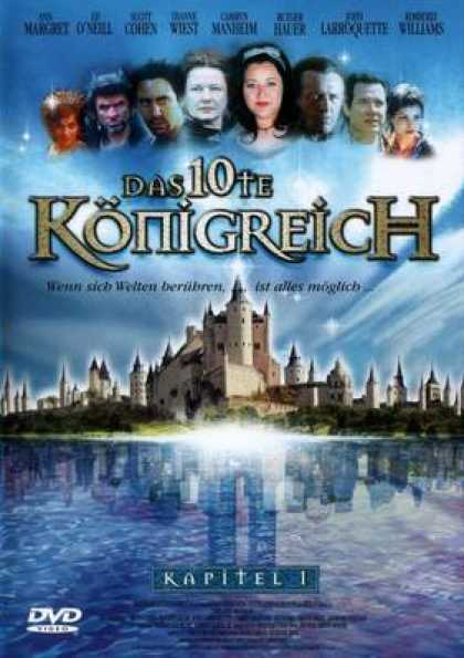 German DVDs - The 10th Kingdom: Disc 1