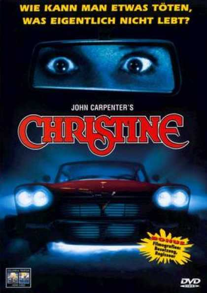 German DVDs - Christine