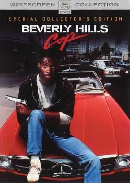 German DVDs - Beverly Hills Cop