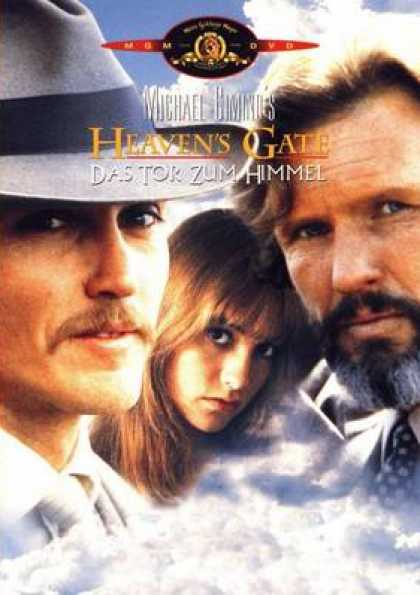 German DVDs - Heavens Gate