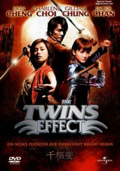 German DVDs - The Twins Effect