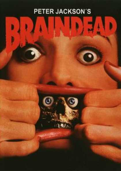 German DVDs - Braindead LE
