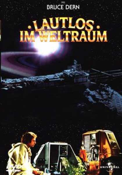 German DVDs - Silent Running