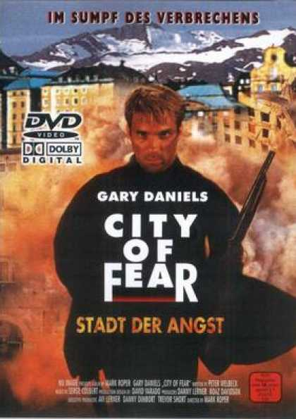 German DVDs - City Of Fear