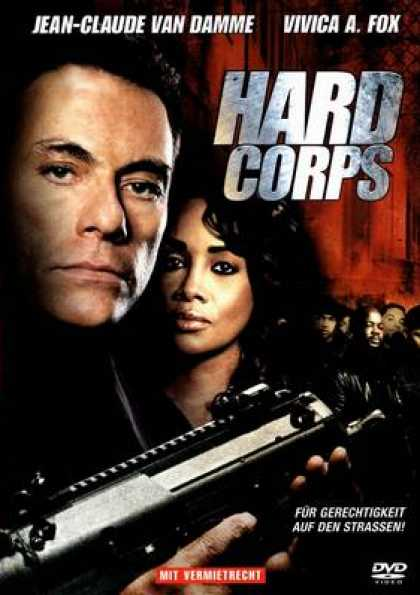 German DVDs - The Hard Corps