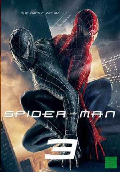 German DVDs - Spiderman 3 (2007) GERMAN4