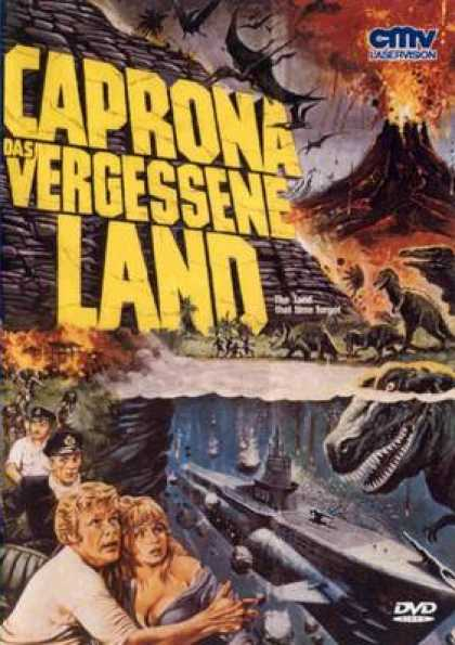 German DVDs - Caprona
