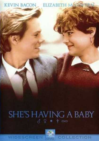 German DVDs - Shes Having A Baby