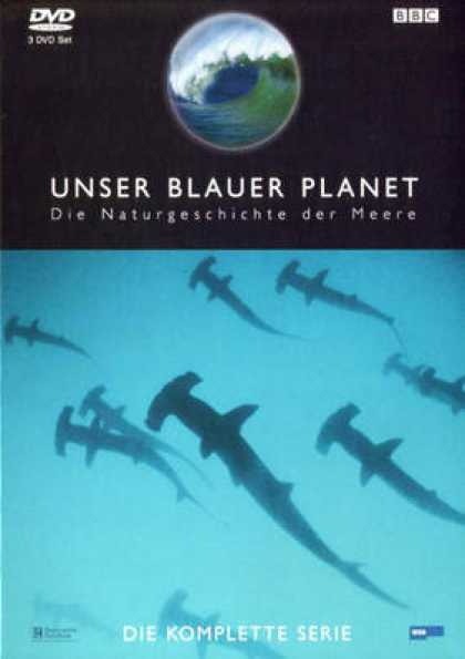 German DVDs - The Blue Planet