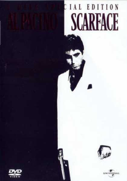 German DVDs - Scarface Special