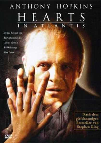 German DVDs - Hearts In Atlantis