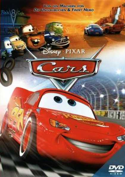 German DVDs - Cars