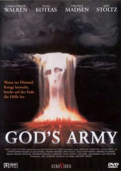 German DVDs - Gods Army