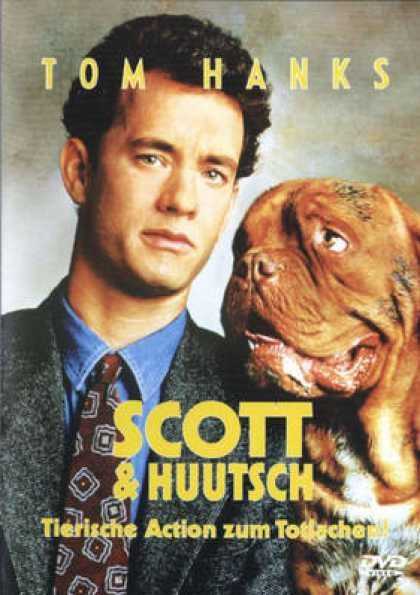 German DVDs - Turner & Hooch