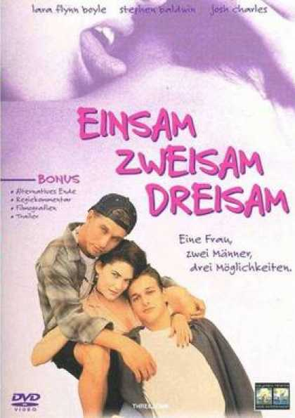 German DVDs - Threesome
