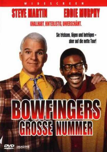 German DVDs - Bowfinger