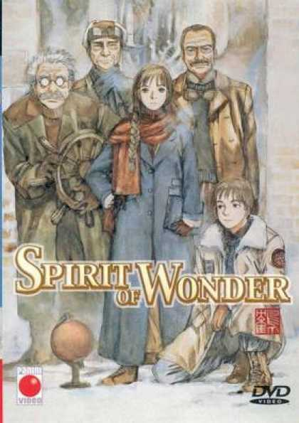 German DVDs - Spirit Of Wonder