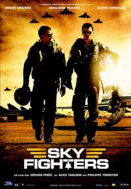 German DVDs - Sky Fighters