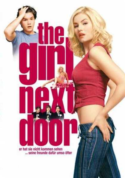 German DVDs - The Girl Next Door