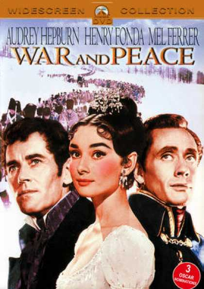 German DVDs - War And Peace