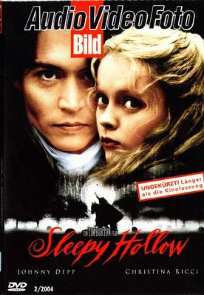 German DVDs - Sleepy Hollow