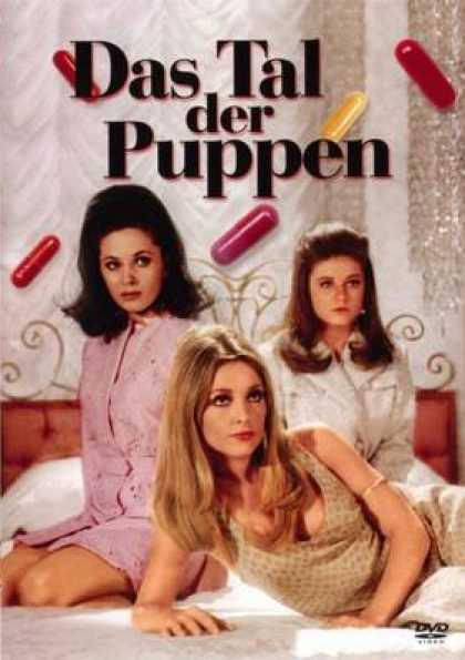 German DVDs - Valley Of The Dolls