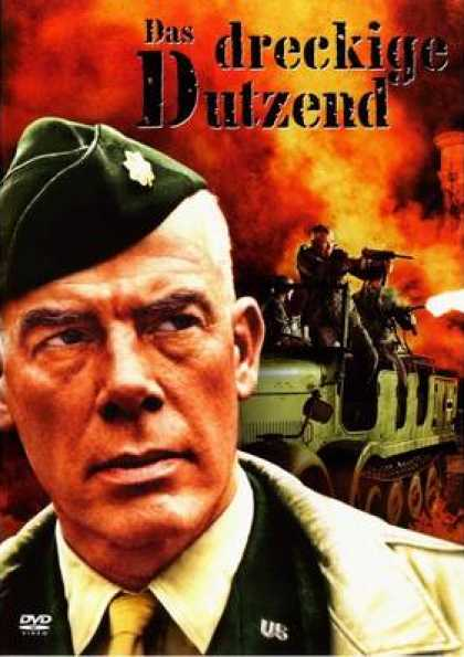 German DVDs - The Dirty Dozen