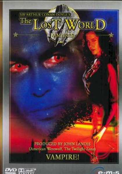German DVDs - The Lost Vampire