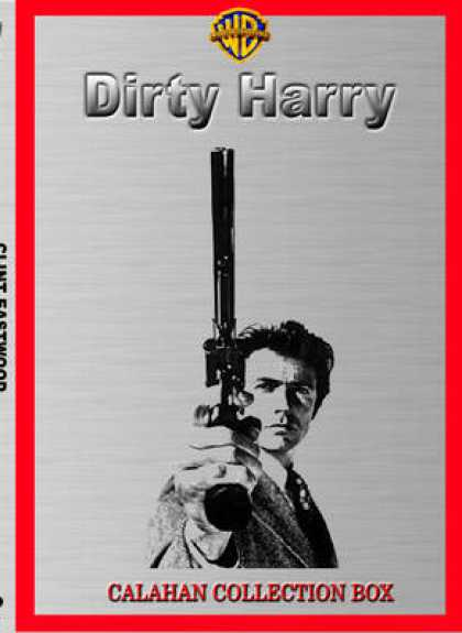 German DVDs - Dirty Harry 1-5 Collection
