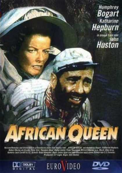 German DVDs - African Queen