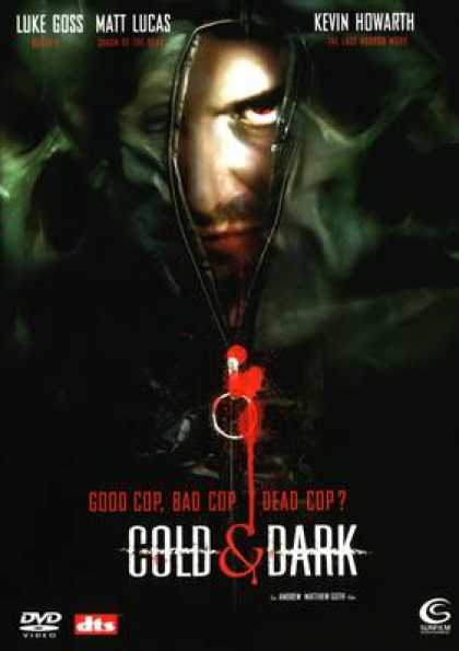 German DVDs - Cold & Dark