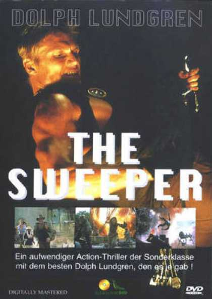 German DVDs - The Sweeper