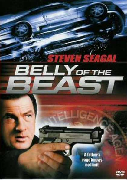 German DVDs - Belly Of The Beast