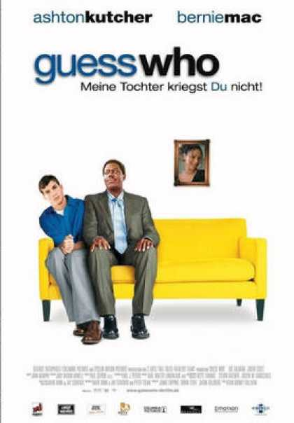 German DVDs - Guess Who
