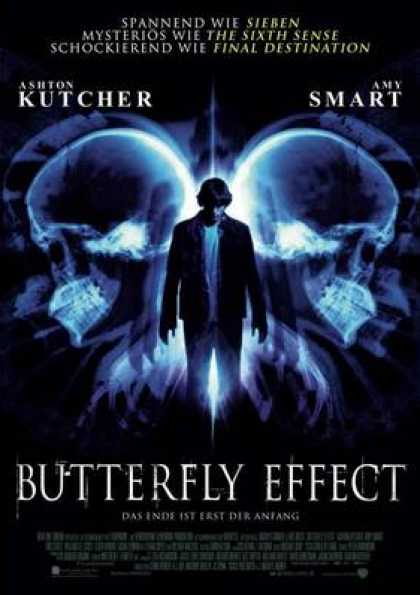 German DVDs - The Butterfly Effect