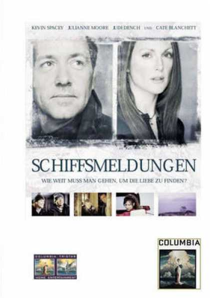 German DVDs - The Shipping News