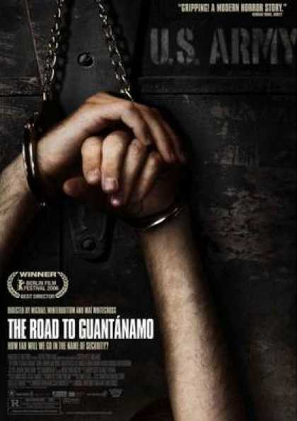 German DVDs - The Road To Guantanamo