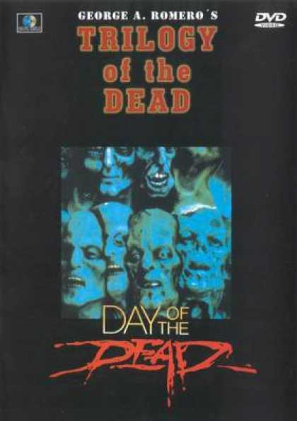 German DVDs - Trilogy Of The Dead: Day Of The Dead