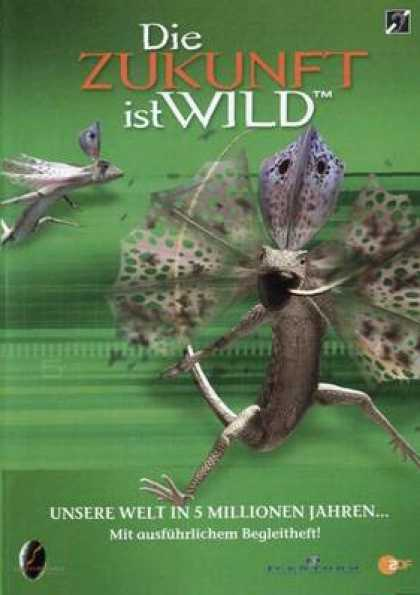 German DVDs - The Future Is Wild 1