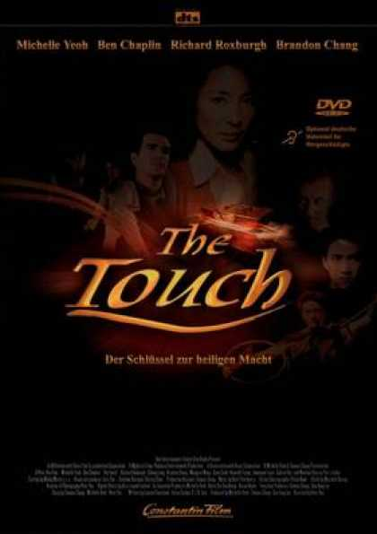 German DVDs - The Touch
