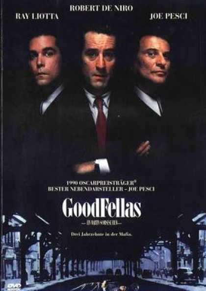 German DVDs - Goodfellas