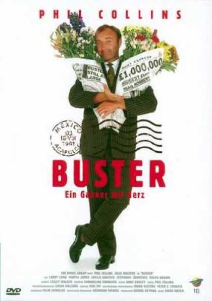 German DVDs - Buster